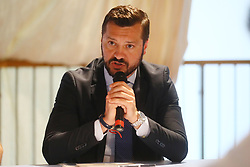 MATTEO LUDERGNANI<br /> CONVEGNO VACANZE CULTURA COMACCHIO MANIFATTURA MARINATI
