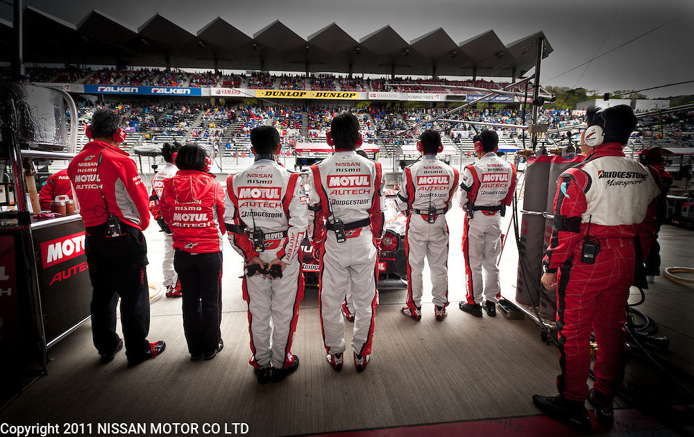 SuperGT Round 2 Fuji Speedway