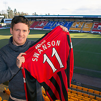 St Johnstone Sign Danny Swanson