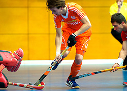 LEIZPIG - WC HOCKEY INDOOR 2015<br /> NED v POL (Pool B)<br /> Foto: van de PEPPEL Robbert<br /> FFU PRESS AGENCY COPYRIGHT FRANK UIJLENBROEK