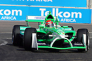 Durban, South Africa, 24th February 2007. Richard Lyons of Team Ireland during the timed qualifying sessions held as part of the A1GP race weekend in Durban, South Africa on 24th & 25th February 2007. Photo: RG/Sportzpics.net........240207
