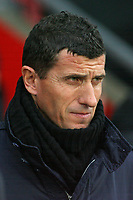 Football - 2017 / 2018 FA Cup - Fourth Round : Southampton vs. Watford<br /> <br /> Watford Head Coach Javi Gracia at St Mary's Stadium Southampton<br /> <br /> COLORSPORT/SHAUN BOGGUST