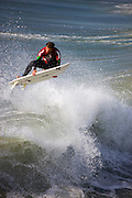 Catching Waves In Huntington Beach Orange County California