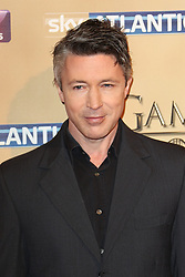 © Licensed to London News Pictures. 18/03/2015, UK. Aidan Gillen (Peter Baelish), Game of Thrones - Series Five World Premiere, Tower of London, London UK, 18 March 2015. Photo credit : Richard Goldschmidt/Piqtured/LNP