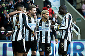 Newcastle United v Derby County 040217