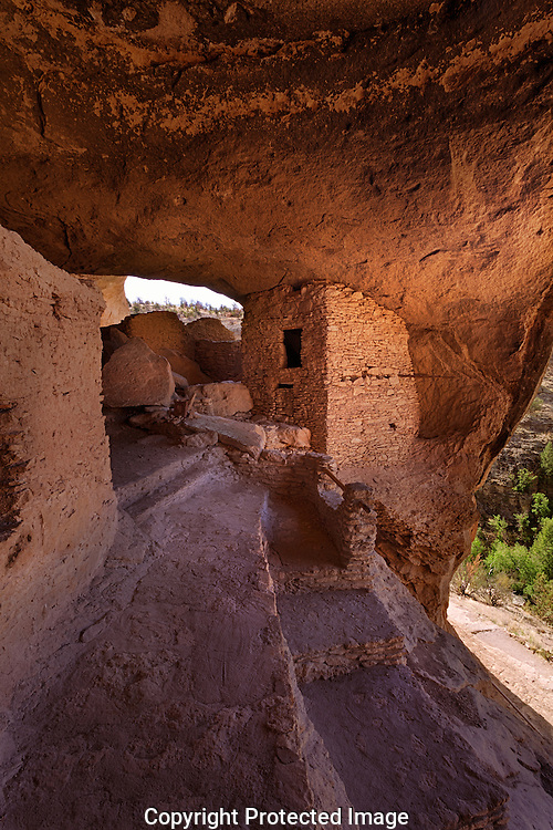 Gila Cliff Dwellings National Monument, NM