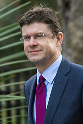 Downing Street, London, February 23rd 2016. Communities Secretary Greg Clark arrives at the weekly cabinet meeting.  &copy;Paul Davey<br /> FOR LICENCING CONTACT: Paul Davey +44 (0) 7966 016 296 paul@pauldaveycreative.co.uk