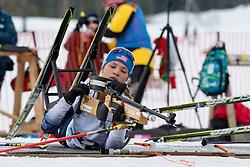 MASTERS Oksana, USA, Short Distance Biathlon, 2015 IPC Nordic and Biathlon World Cup Finals, Surnadal, Norway