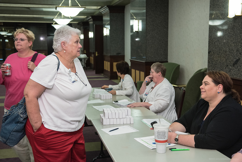 Photos taken Thursday, May 21, 2015 at Baptist Health in Lexington, Ky. (Photo by Brian Bohannon/Videobred for Baptist Health)