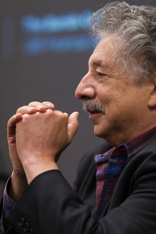 Madison Mayor Paul Soglin looks on during the Cap Times Idea Fest 2018 at the Pyle Center in Madison, Wisconsin, Saturday, Sept. 29, 2018.