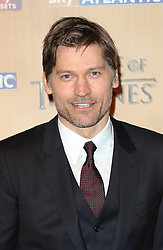 © Licensed to London News Pictures. 18/03/2015, UK. Ian Nikolaj Coster-Waldau (Jaime Lannister), Game of Thrones - Series Five World Premiere, Tower of London, London UK, 18 March 2015. Photo credit : Richard Goldschmidt/Piqtured/LNP