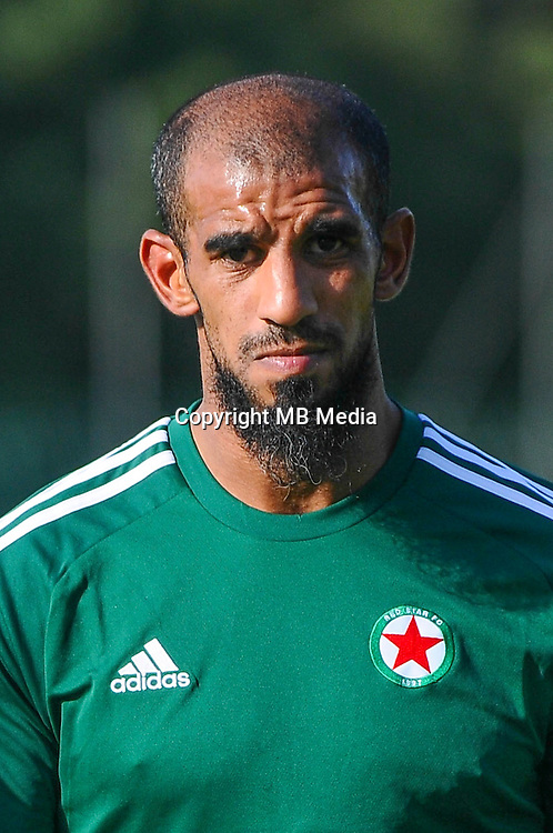 Hamer Bouazza during the Friendly match between Lille and Red Star on 12th July, 2016<br /> Photo : Philippe Le Brech / Icon Sport