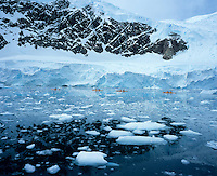 Sea Kayaking in Pack Ice