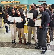 North Forest Academic Signing Day