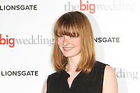 Dakota Blue Richards, The Big Wedding special screening, The May Fair Hotel, London UK, 23 May 2013, (Photo by Richard Goldschmidt)