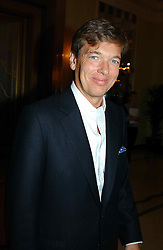 """CHARLIE BUTTER at a party to celebrate the publication of Bruce Oldfield's autobiography """"Rootless"""" held in aid of Crimestoppers at Claridge's, Brook Street, London W1 on 22nd September 2004.<br /><br />NON EXCLUSIVE - WORLD RIGHTS"""