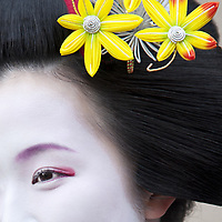 Geisha, Kyoto, Japan