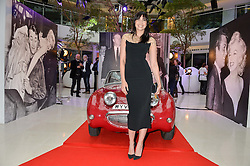 DAISY LOWE at a private view of Marilyn - The Legacy of a Legend held at the Design Centre, Chelsea Harbour, London on 25th May 2016.