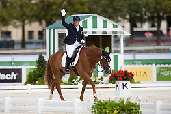 Britta Napel, (GER), Let s Dance 89 - Individual Test Grade II Para Dressage - Alltech FEI World Equestrian Games™ 2014 - Normandy, France.<br /> © Hippo Foto Team - Jon Stroud <br /> 25/06/14
