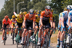 Peloton with Lars Boom of Roompot - Charles (NED,PCT,Factor) during 2019 Dutch National Road Race Championships Men Elite, Ede, The Netherlands, 30 June 2019, Photo by Pim Nijland / PelotonPhotos.com | All photos usage must carry mandatory copyright credit (Peloton Photos | Pim Nijland)