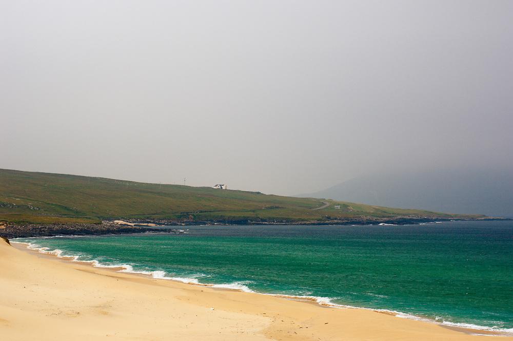 Beach and Atlantic Ocean