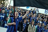 Fotball , 21. april 2007 , Tippeligaen , Stabæk - Rosenborg 2-1<br /> illustrasjon , fan , fans supporter , supportere