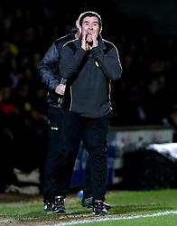 Burton Albion manager Nigel Clough - Mandatory by-line: Robbie Stephenson/JMP - 24/02/2017 - FOOTBALL - Pirelli Stadium - Burton upon Trent, England - Burton Albion v Blackburn Rovers - Sky Bet Championship