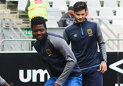 PSL: Kouassi Kouadja and Roland Putsche - Cape Town City v Kaizer Chiefs, 15 September 2018