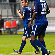 NLD/Amsterdam/20100731 - Wedstrijd om de JC schaal 2010 tussen Ajax - FC Twente, Wout Brama