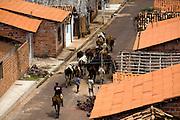Codo_MA, Brasil...Vista geral da comunidade Nossa Senhora de Fatima...Nossa Senhora de Fatima Community. ..Foto: LEO DRUMOND /  NITRO
