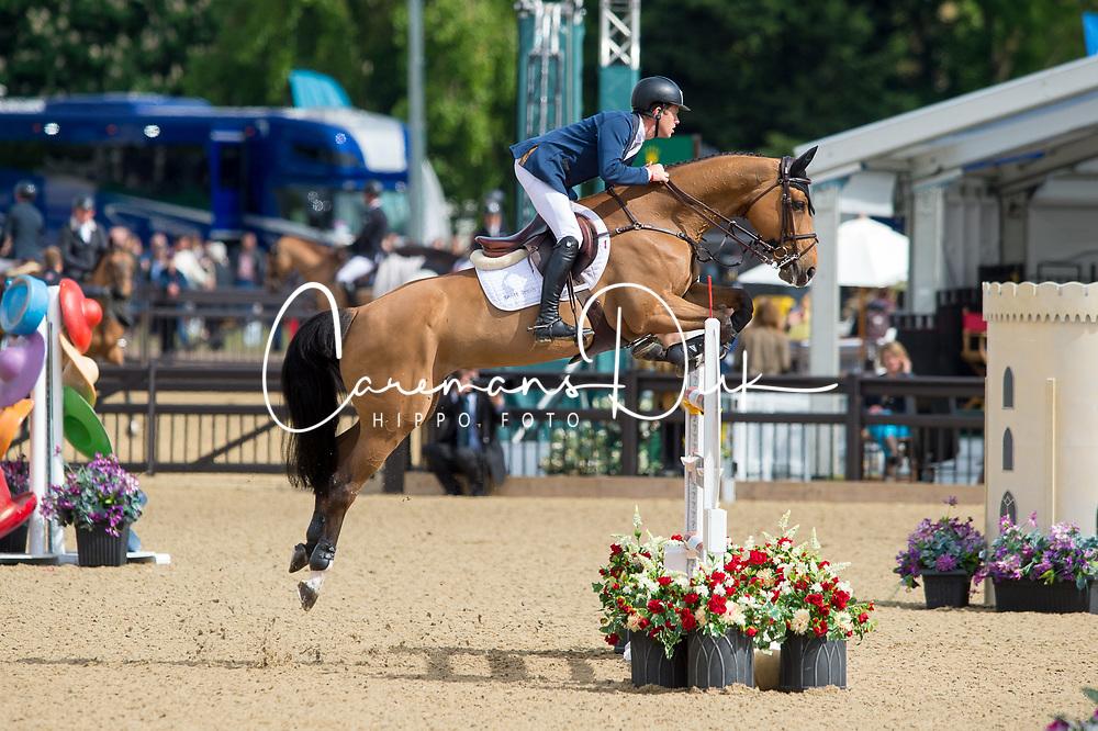 Brash Scott, GBR, Ursula XII<br /> CSI5* Jumping<br /> Royal Windsor Horse Show<br /> © Hippo Foto - Jon Stroud