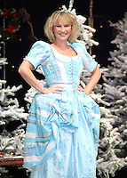 Joanna Page First Family Entertainment Pantomime photocall, Piccadilly Theatre, London UK, 26 November 2010: piQtured Sales: Ian@Piqtured.com +44(0)791 626 2580 (picture by Richard Goldschmidt)
