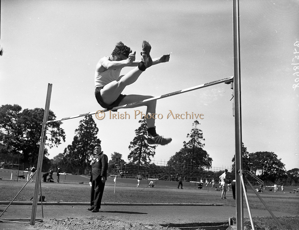 13/06/1959<br /> 06/13/1959<br /> 13 June 1959<br /> Amateur Athletic Union Championship at Santry, Dublin.