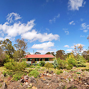 House in the Australian bush near Stanthorpe, Queensland