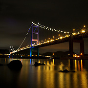 Tsing Ma Bridge 2016 by Joan Pabona.<br />