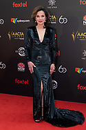 Sigrid Thornton at The 2018 Australian Academy of Cinema and Television Arts (AACTA) Awards at The Star in Sydney, Australia