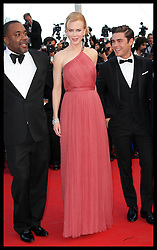 Nicole Kidman  arriving for the premiere of  her new film The Paperboy  at the Cannes Film Festival, Thursday, 24th May 2012. Photo by: Stephen Lock / i-Images