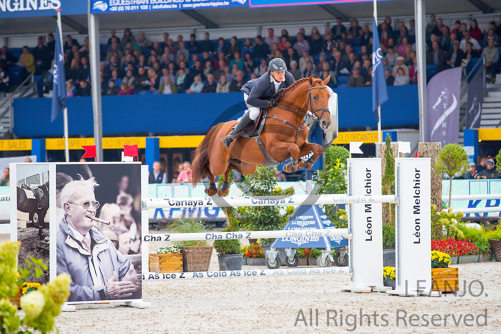 Bas van der Aa - Gregor L.V.<br /> FEI World Breeding Jumping Championships for Young Horses 2016<br /> © DigiShots