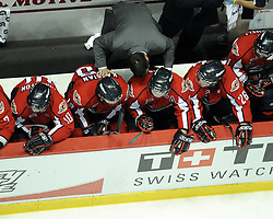 Game 3 of the Rogers OHL Championship Series in Windsor on Sunday May 2. Photo by Aaron Bell/OHL Images