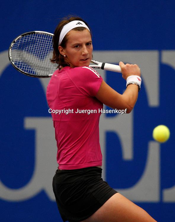 Generali Ladies Linz, WTA Tour, Damen Tennis Turnier in Linz,Oesterreich. Kristina Barrois (GER,..Foto: Juergen Hasenkopf...