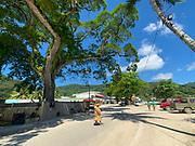 Huahine, Society Islands, French Polynesia; South Pacific