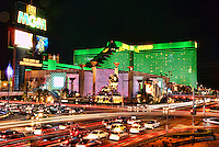 MGM Grand Hotel @ Night