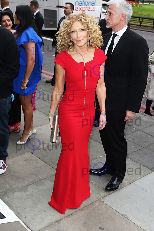 Kelly Hoppen, The Asian Awards, Grosvenor House Hotel, London UK, 17 April 2015, Photo by Richard Goldschmidt