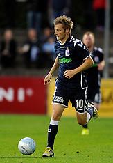 20121006 Sønderjyske - AGF, Superleague