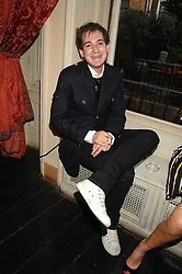 RICHARD DENNEN at the Tatler magazine Summer Party, Home House, Portman Square, London W1 on 27th June 2007.<br />