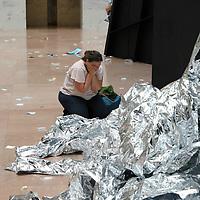 Washington - 6/28/18 - protestors against border detention of children at Hart Senate Office Building at the US Capitol. Credit: Marty Katz/washingtonphotographer.com