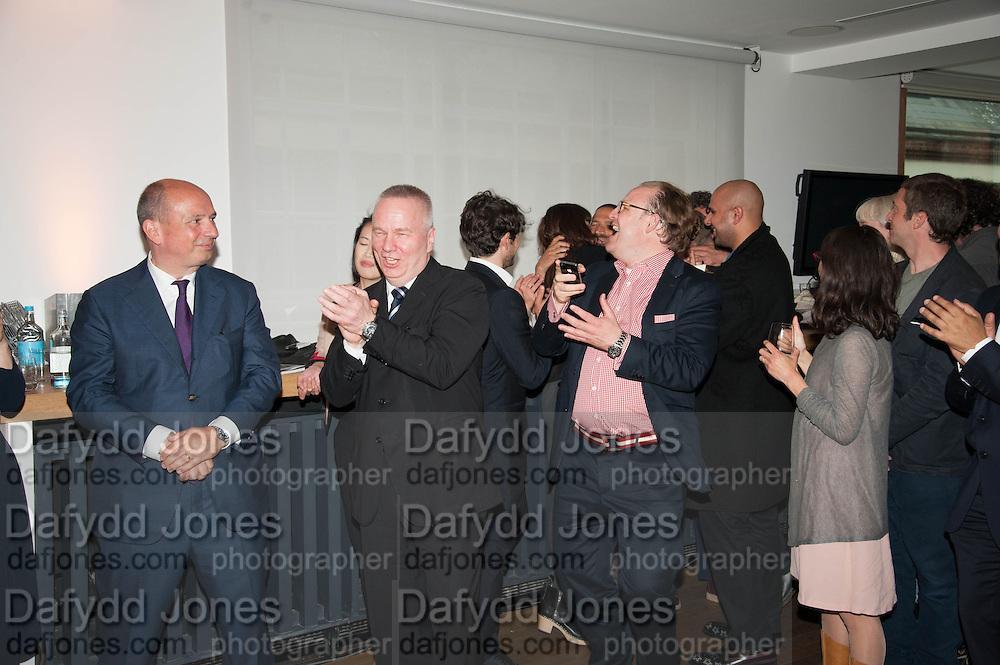 Frank Klaas;  Andreas Preuss; , Deutsche Börse photography prize: 2013. Photographer's Gallery. London. 11 June 2013.
