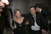 Mario Testino, Daisy Garnett , Vogue 90th birthday party and to celebrate the Vogue List, Serpentine Gallery. London. 8 November 2006. ONE TIME USE ONLY - DO NOT ARCHIVE  © Copyright Photograph by Dafydd Jones 66 Stockwell Park Rd. London SW9 0DA Tel 020 7733 0108 www.dafjones.com