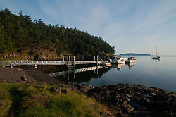 Jones Island State Park, San Juan Islands, Washington, US