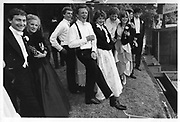Magdalene May Ball, Cambridge 1983 ONE TIME USE ONLY - DO NOT ARCHIVE  © Copyright Photograph by Dafydd Jones 66 Stockwell Park Rd. London SW9 0DA Tel 020 7733 0108 www.dafjones.com